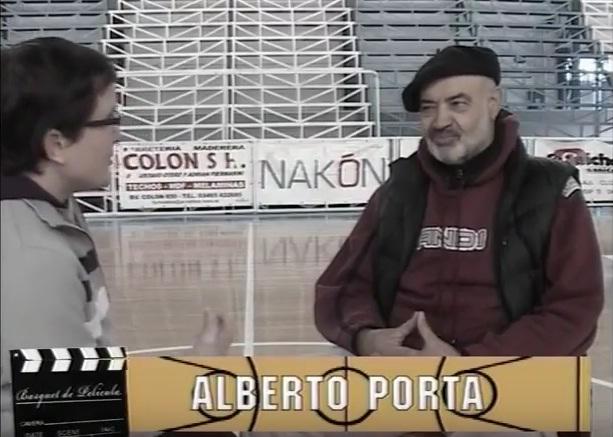 "Básquet de Película N°8 – Alberto ""Chicho"" Porta"