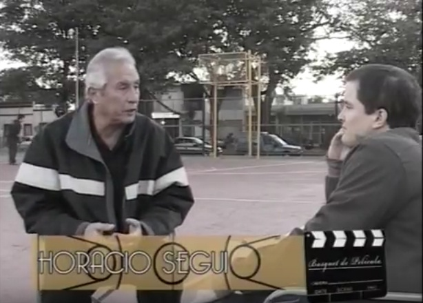 Básquet de Película N° 3- Horacio Seguí