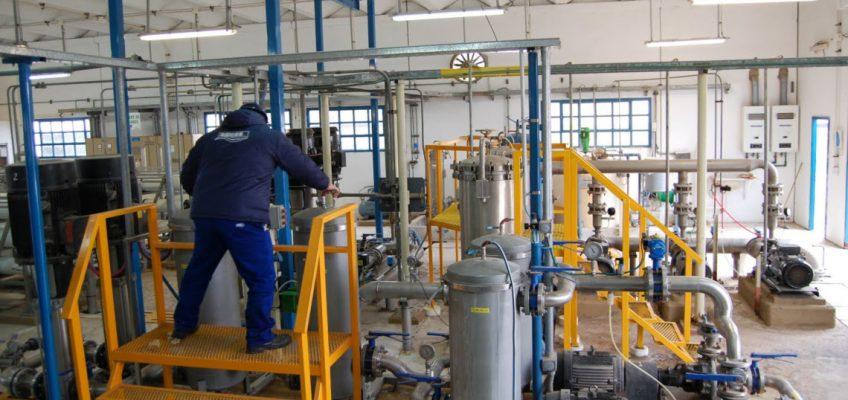 Todos los hogares de Firmat cuentan con medidor de consumo de agua potable
