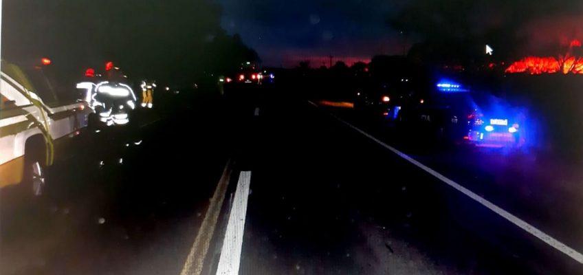 Venado Tuerto: accidente fatal en Ruta 33