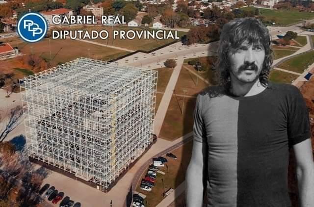 """Real propone que el Museo del Deporte lleve el nombre de Carlos """"El Trinche"""" Carlovich"""