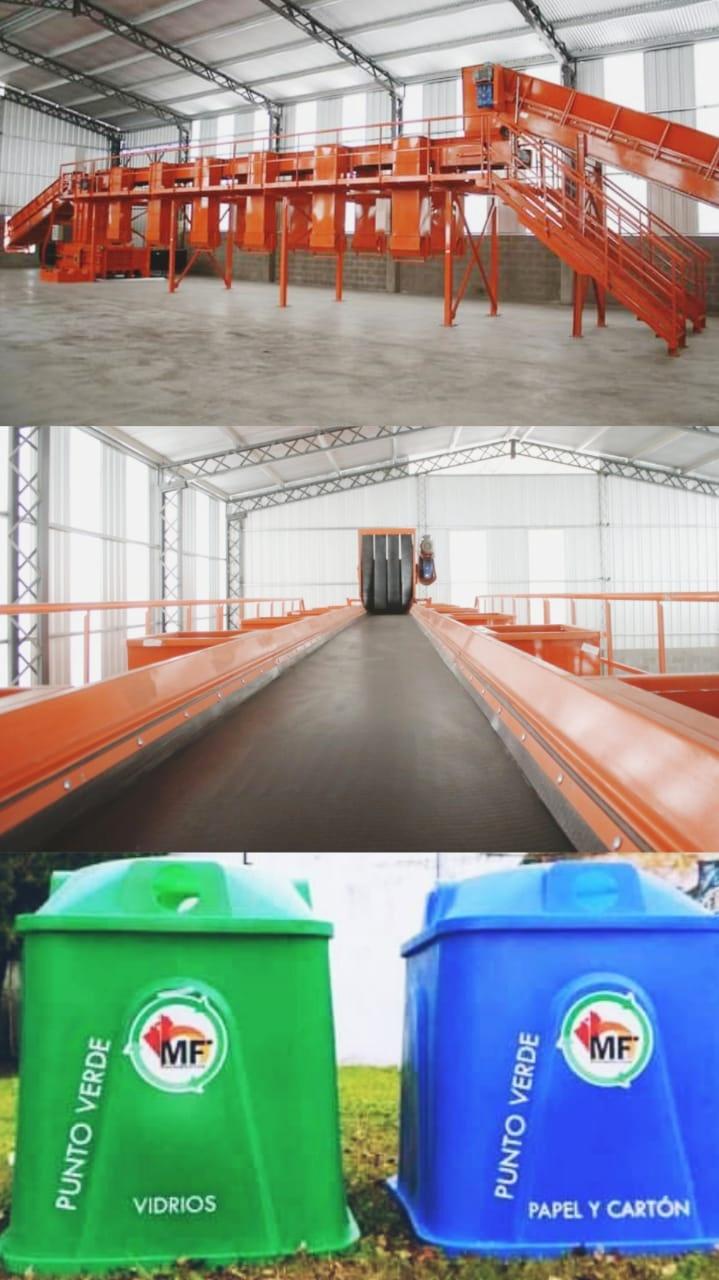 El Consorcio de la Microregión 5A avanza en el tratamiento y deposición de residuos de la región