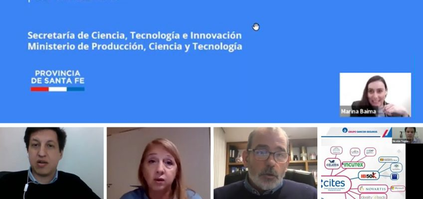 La provincia participó de un curso virtual sobre innovación abierta