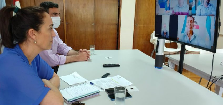 La provincia avanza en una agenda de trabajo para resolver la problemática de los basurales a cielo abierto