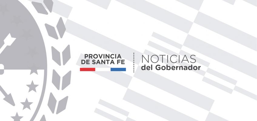 Perotti encabezará el encuentro de la vuelta oficial a clases en la provincia de Santa Fe