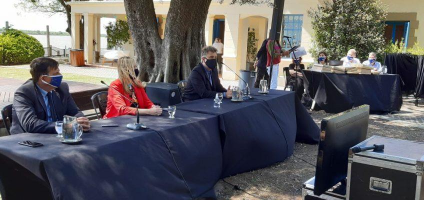 Se concretó la apertura de ofertas para la expansión de la red cloacal en los barrios La Patria, La Quemada y Centro sur