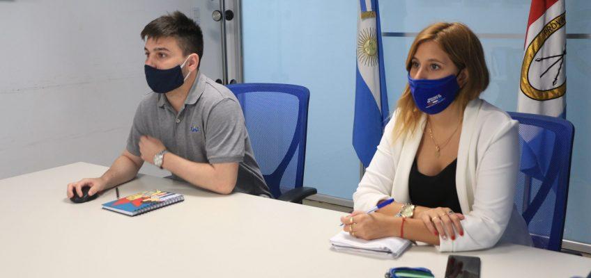 Operativo Verano: Provincia coordina acciones de seguridad en Pueblo Esther y Villa Gobernador Gálvez