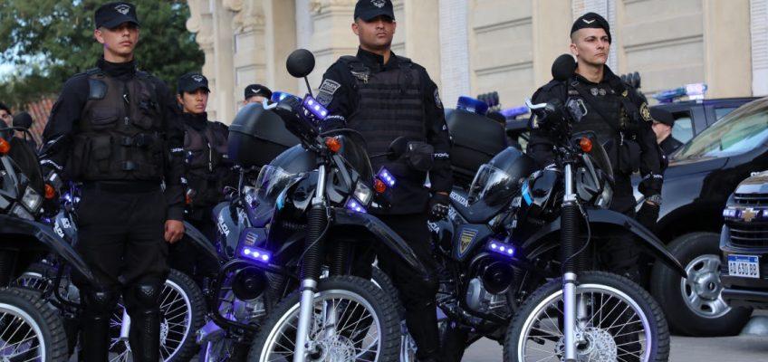 El Ministerio de Seguridad incorporó 75 nuevos efectivos a la Unidad Regional II de Rosario