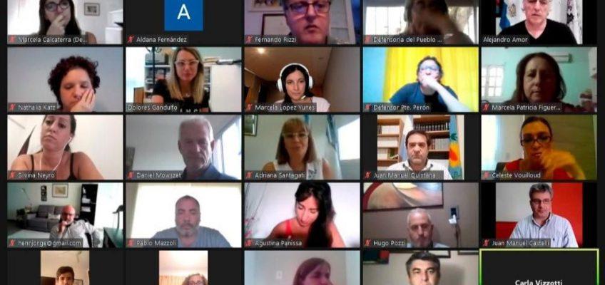 Comunicado de Adpra con relación a la reunión virtual con la secretaria de Acceso a la Salud de la Nación, Carla Vizzotti