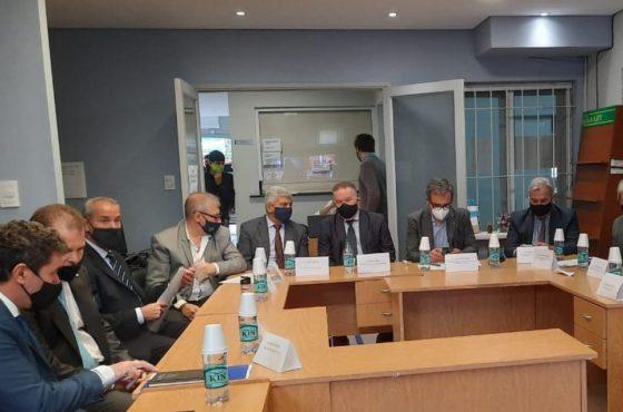 Lagna participó de una audiencia pública por una ley de Víctimas de Delito