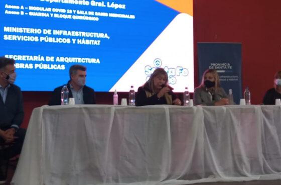 La provincia abrió las ofertas para la reforma y ampliación del Hospital General San Martín de Firmat