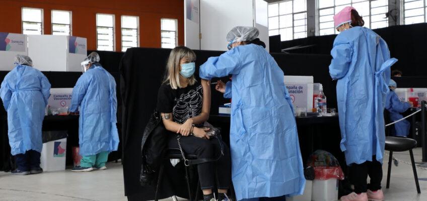 La provincia recibió 30 mil dosis de la vacuna Sputnik V